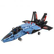 Лего Техник 42066 Сверхзвуковой истребитель