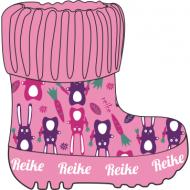 Резиновые сапоги Reike pink