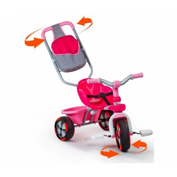 Трёхколёсный велосипед 'Baby Driver V'  434112 Smoby