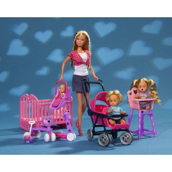 Штеффи+дети+принадлежности 5736350 Simba