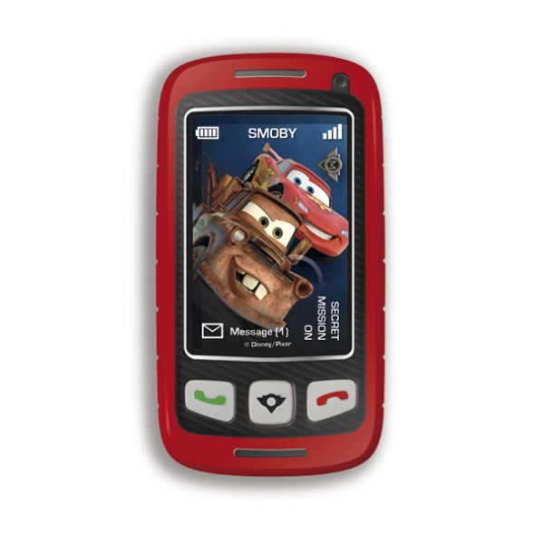 Телефон Шпиона Тачки 2 500169 Smoby