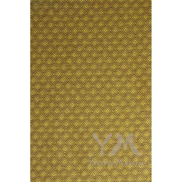 Слинг с кольцами из шарфовой ткани Golden Beryl (лимонный, коричневый) 550.1.24 Y@mmyMammy