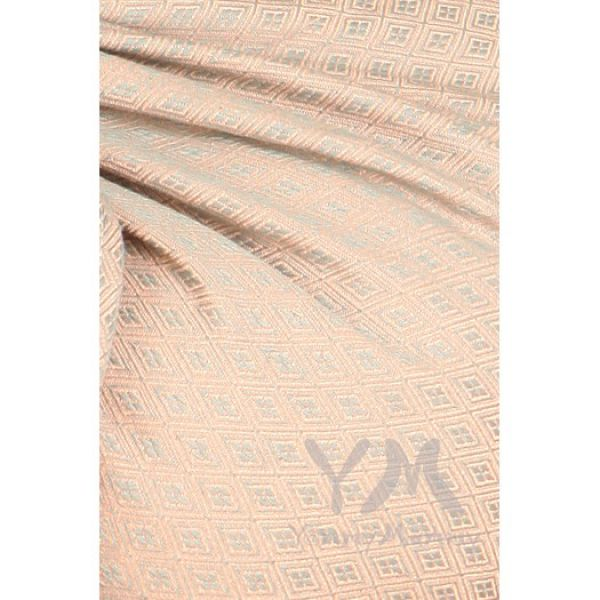 Слинг-шарф из шарфовой ткани Rose Sapphire (персик, серый) 551.1.13/1 Y@mmyMammy