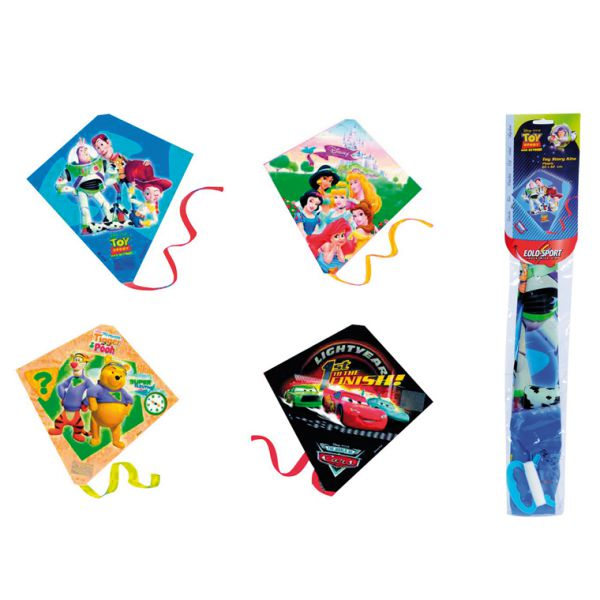 Воздушный змей Герои Диснея (игрушки) 7242942/1 Simba