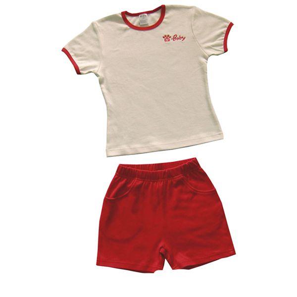 Комплект (футболка, шорты) 34-032 V-Baby