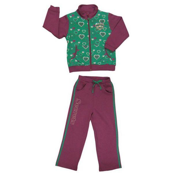 Комплект (кофта + брюки) 34-033/2 V-Baby