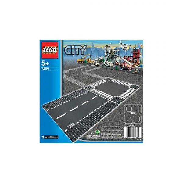 Игрушка Город Перекресток 7280 Lego