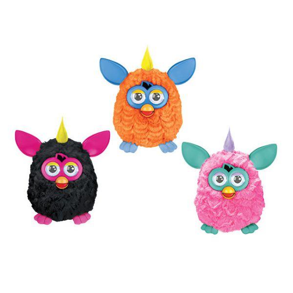Ферби (0002121A Интерактивная - Теплая волна FURBY Hasbro) 1114647 Furby Boom (Hasbro)