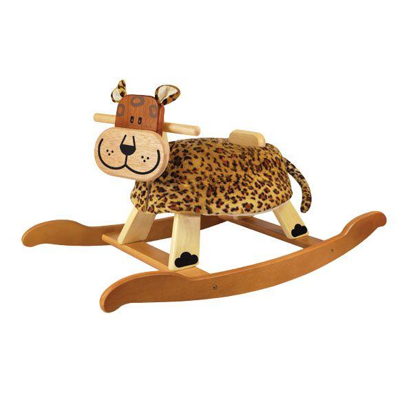 Детская качалка «Леопард» 87340im I'm toy
