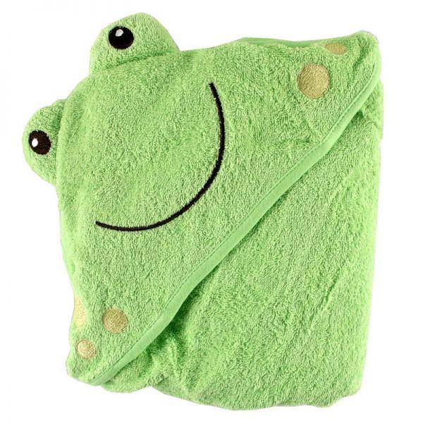 Полотенце с капюшоном 'Забавный зверёк' 05178/3 Luvable Friends
