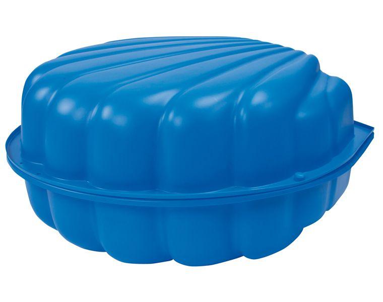 Песочница ракушка синяя Big Sand 7711 BIG