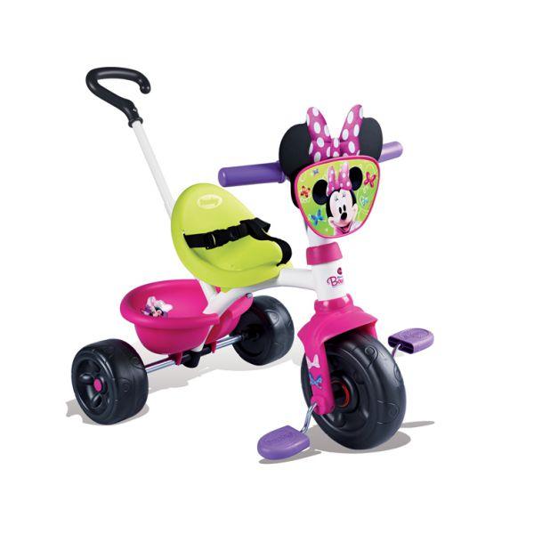 Трехколесный велосипед Be Move Minnie 444117 Smoby