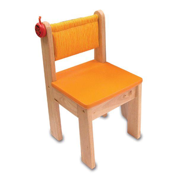 Стульчик оранжевый 42022FR I'm toy