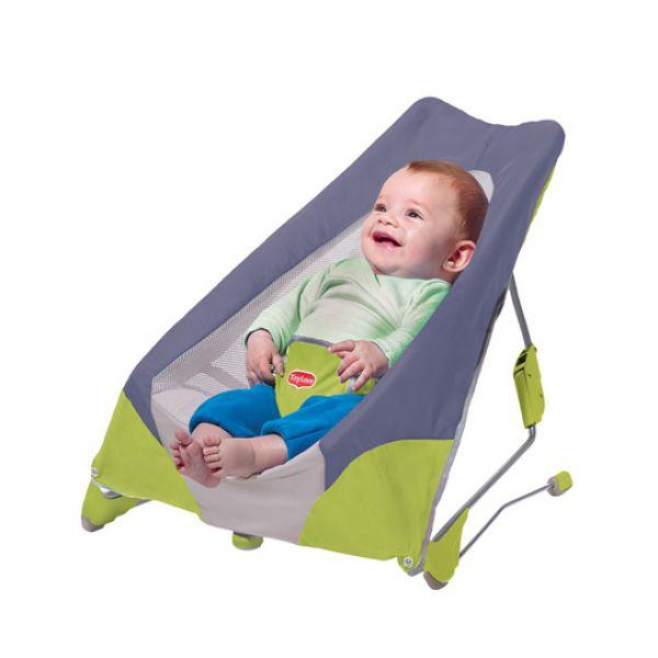 Переносной баунсер зеленый 1800706130 Tiny Love