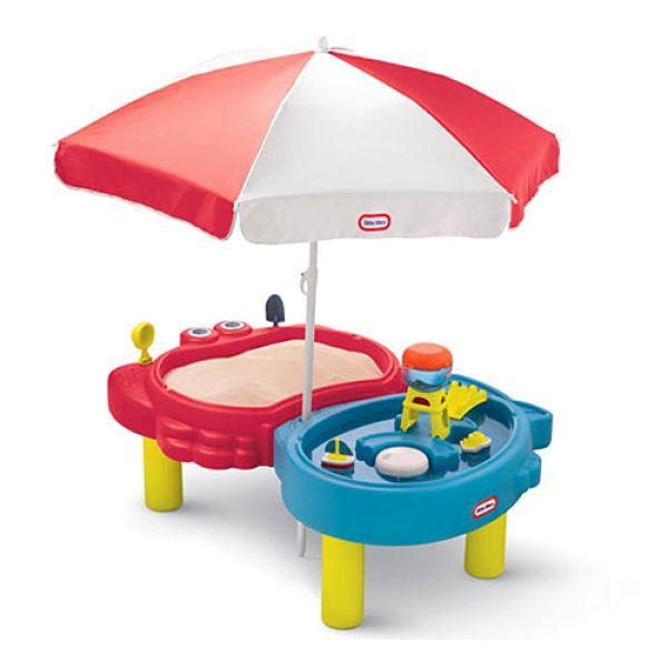 Стол-песочница с зонтом 401L LITTLE TIKES