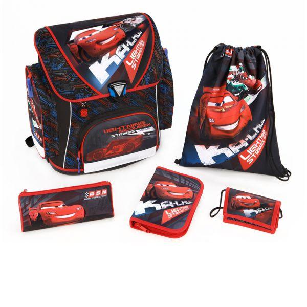 Школьный рюкзак с наполнением CA13825 Scooli