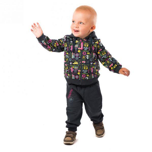 Комплект: кофта + брюки 45-011 V-Baby