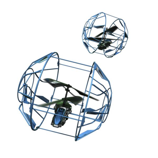 Игрушка AIR HOGS Вертолет в клетке 44501 AirHogs