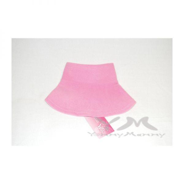 Манишка детская флисовая на липучке розовая 560.2.1 Y@mmyMammy