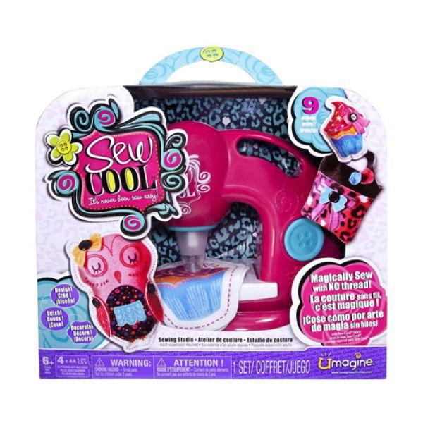 Набор для творчества Sew Cool 56000 Сью Кул Швейная машинка 56000 Sew Cool