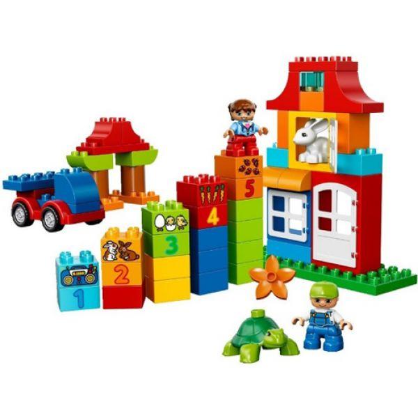 Конструктор Lego Duplo 10580 Лего Дупло Набор для весёлой игры 10580 Lego