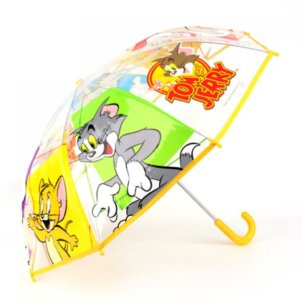 Зонт GT5616 Том и Джерри, 45 см, ТМ Tom and Jerry 1112920 TOM&JERRY