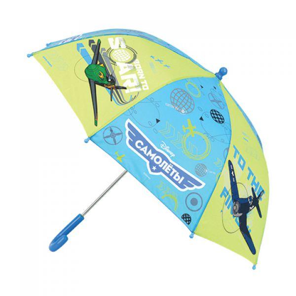 Зонтик GT7889 Самолеты, 45см, TM Disney 1122250 DISNEY GT