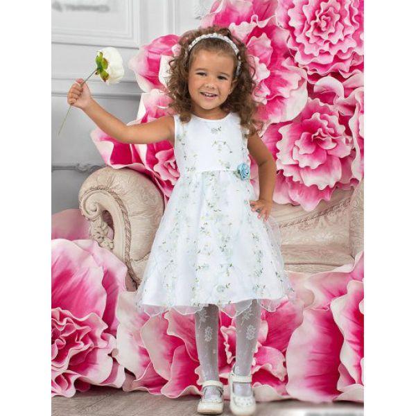 Платье праздничное для девочек PSA031401 Perlitta