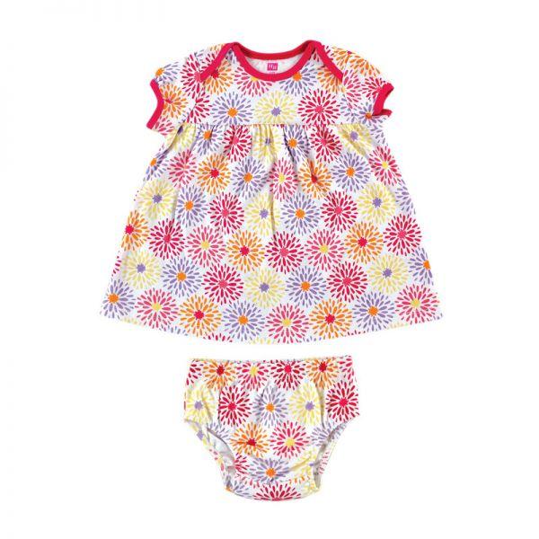 Комплект Туника ( сорочка) и трусы 55075 Hudson Baby