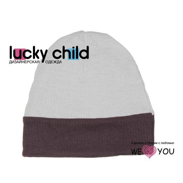 Шапочка детская  'Вежливые люди' 31-9 Lucky child