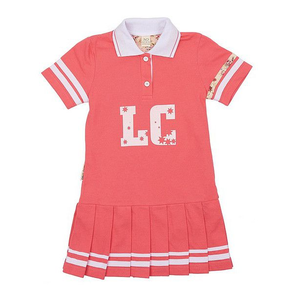 Платье детское 'Polo' 40-60 Lucky child
