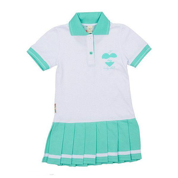 Платье детское 'Polo' 40-61 Lucky child