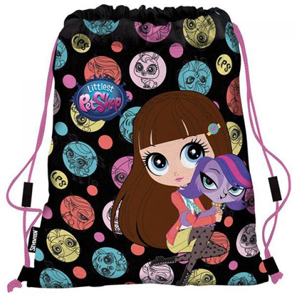 Сумка-рюкзак LPCB-RT2-883 для обуви. Littlest Pet Shop 1137170 КанцБизнес