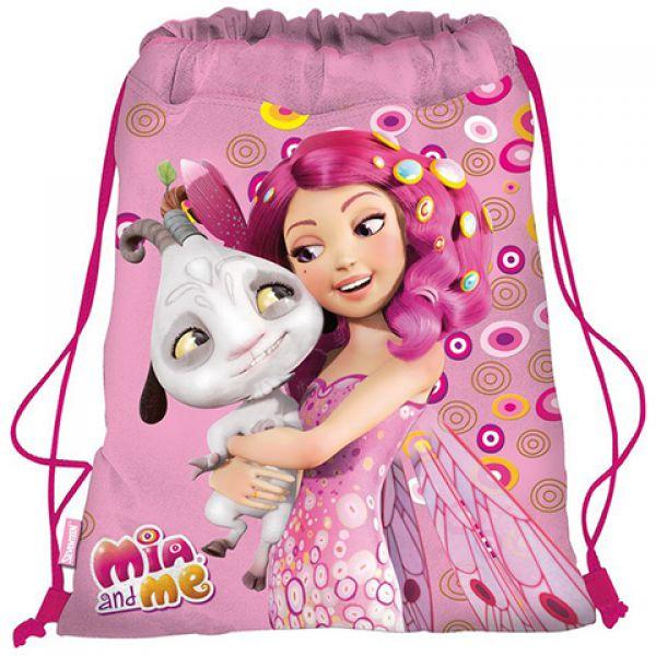 Сумка-рюкзак MACB-UT1-883 для обуви. Mia and Me 1137187 КанцБизнес
