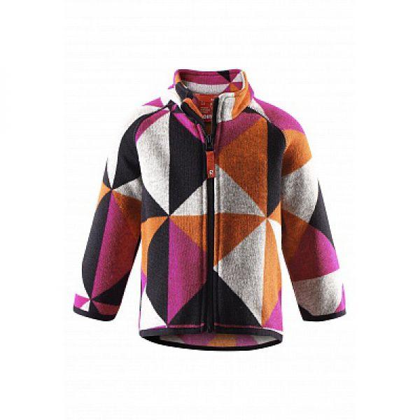 Флисовая куртка для малышей 516214/4626 Reima