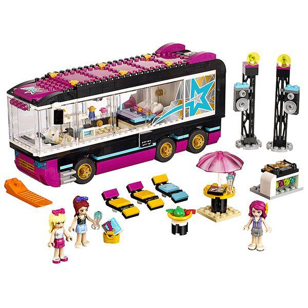 Лего Подружки Автобус Звезды 41106 41106 Lego