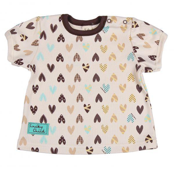 Комплект детский: 'Улитки' футболки 3 шт 30-138 Lucky child