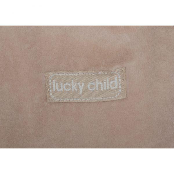 Комплект детский из велюра (утепленный) 5-7 Lucky child