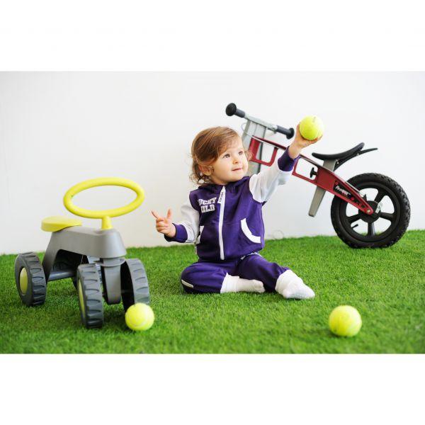 Комплект детский: кофта с капюшоном и брюки 8-4 Lucky child