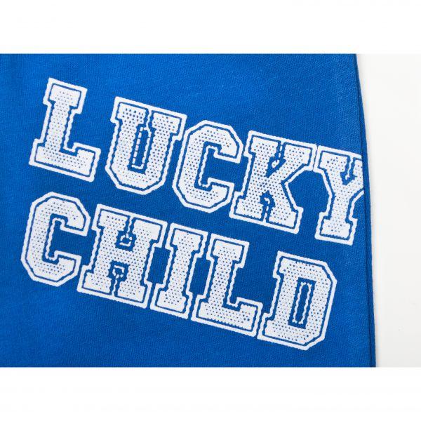 Комплект детский: кофта с капюшоном и брюки 8-4/1 Lucky child