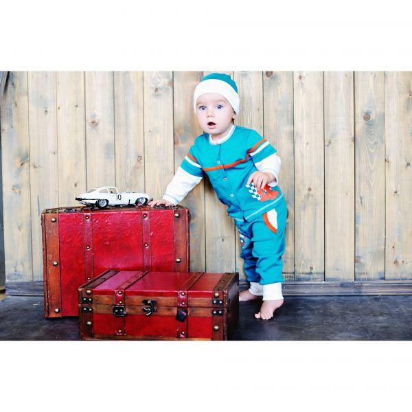 Шапочка детская  'Формула 1' 21-9 Lucky child