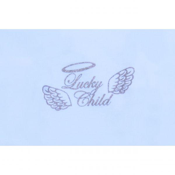 Штанишки (велюр) 'Ангелочки' 17-25/1 Lucky child