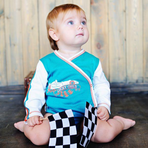 Боди 'Формула 1' 21-5 Lucky child
