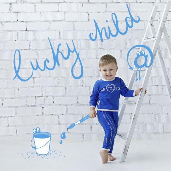 Штанишки ' Интернет' 19-14 Lucky child