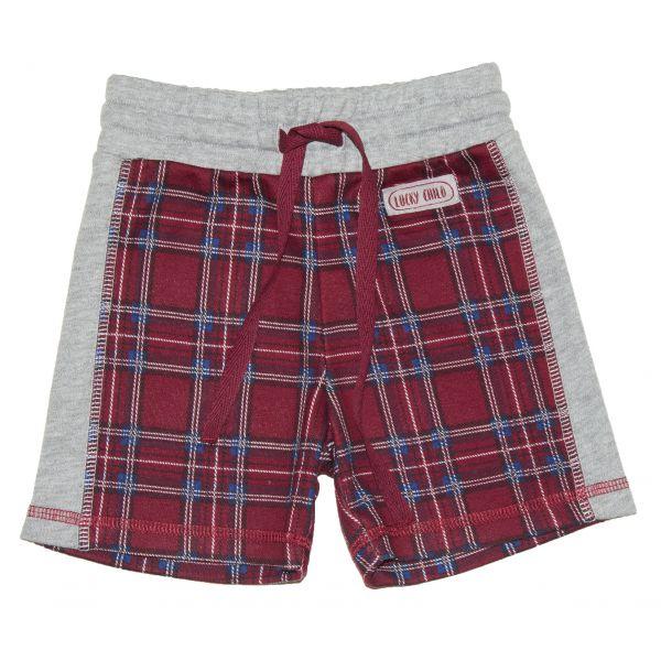 Комплект белья детский для мальчиков: шорты и майка 13-410 Lucky child
