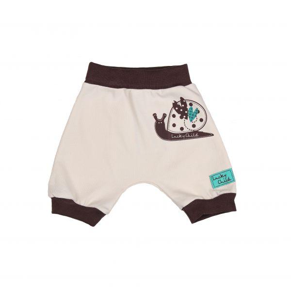 Комплект детский: 'Улитки' шорты 3 шт.   30-130 Lucky child
