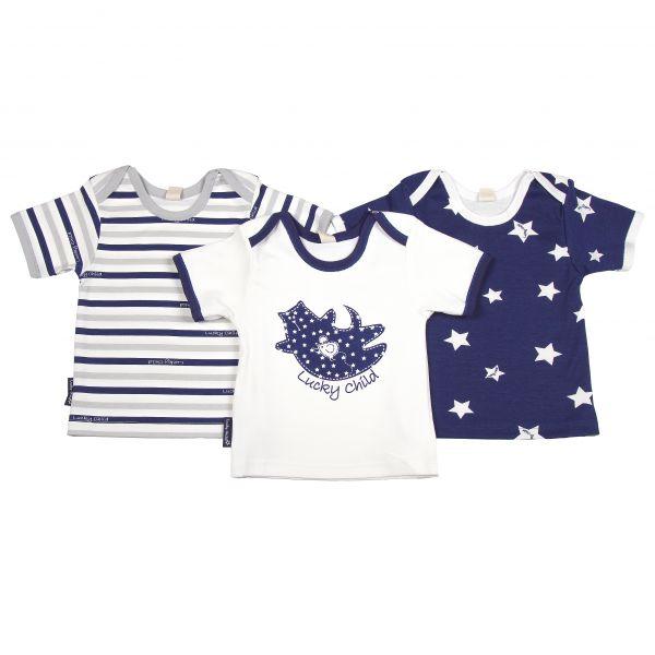 Комплект детский: 'Котики' футболка 3 шт.  30-168 Lucky child