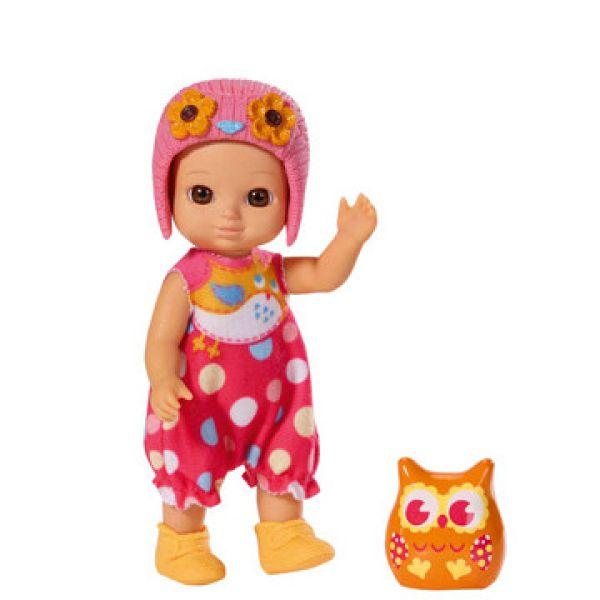 Кукла Zapf Creation Chou Chou 920-060 Мини-птичка Шу Шу 12 см, 2 волна, в асс-те 920-060/2 ZAPF