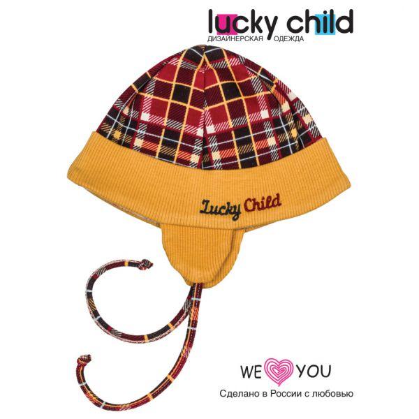 Шапочка 'Мужички' 27-91/1 Lucky child