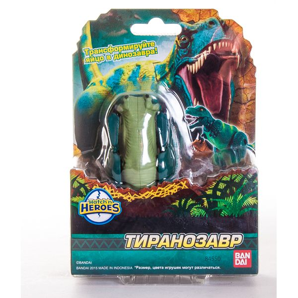 EggStars 84550 Яйцо-трансформер Тиранозавр 84550 EggStars